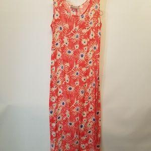 CAbi Vintage New Carol Anderson NWOT Maxi Dress